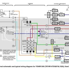 Ruud Thermostat Wiring Diagram Kenmore Ice Maker Honeywell 13 Get Free