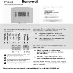 Honeywell Thermostat Wiring Diagram Rth2510 Cam Sensor Rth2510b : 33 Images - Diagrams | Bayanpartner.co