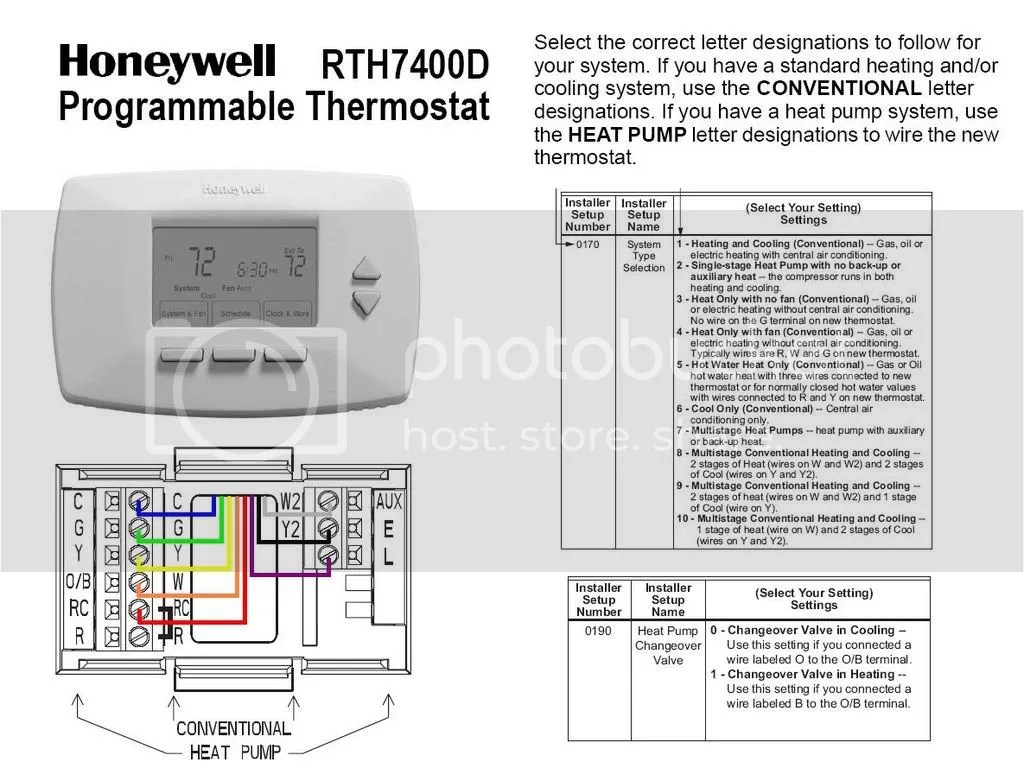 thermostat wiring diagram color codes headset honeywell t8000c issue doityourself