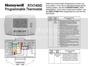 Honeywell Thermostat T8000C Issue  DoItYourself