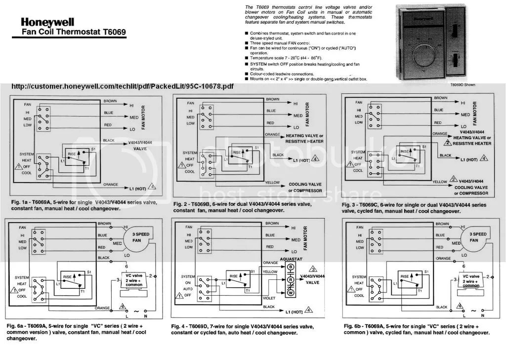 Barber Coleman Thermostat Wiring Diagram Gas Furnace
