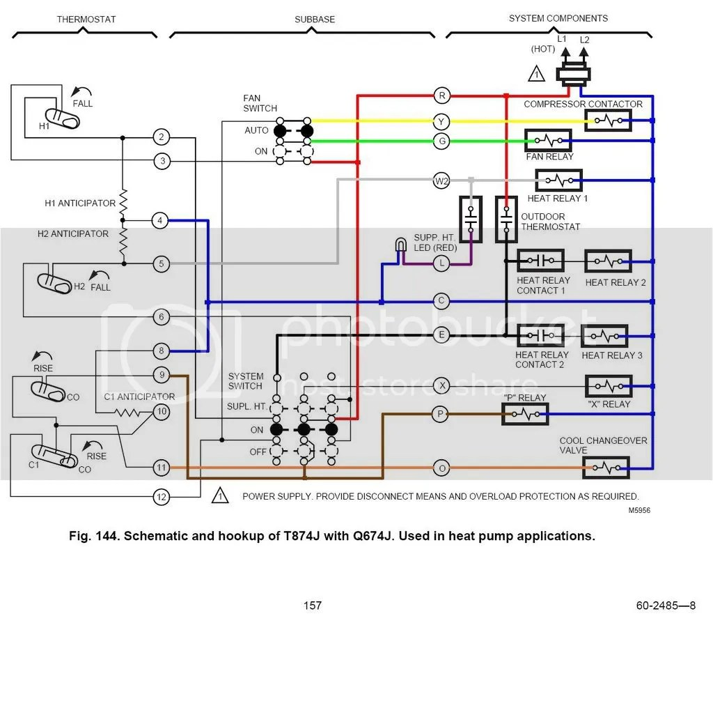 heil 5000 wiring diagram hyperion planning architecture for a air conditioner