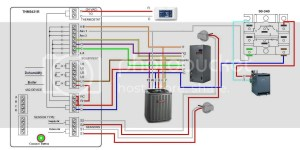 Honeywell prestige 20 EIM wiring  DoItYourself Community Forums