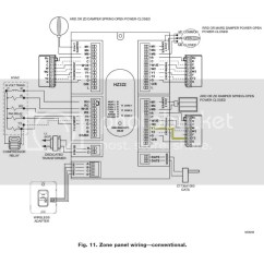 Two Stage Thermostat Wiring Diagram Starfish Anatomy Can I Use 2 Cooling Stat To Operate Fan First Then