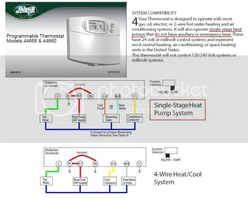 small resolution of hunter 44760 thermostat wiring diagram