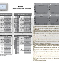 hunter 44905 wiring diagram 27 wiring diagram images hunter thermostat 44132 wiring diagram hunter thermostat 44132 [ 1023 x 854 Pixel ]