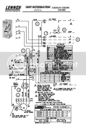 New blower motor wiring question  DoItYourself