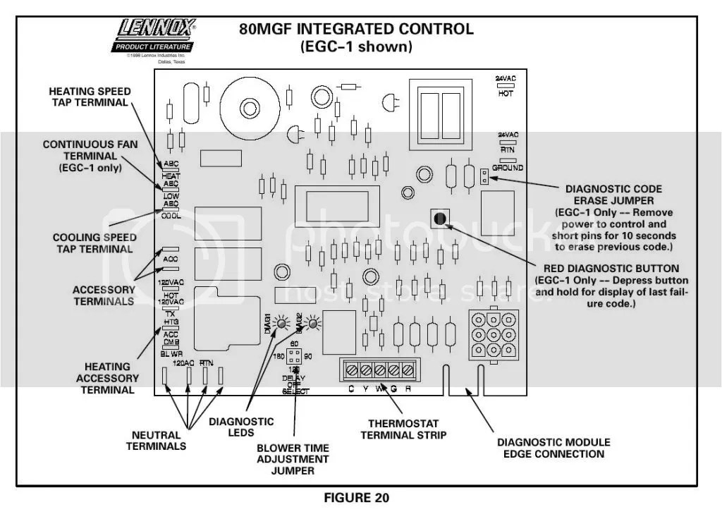 Lennox Gas Furnace Diagram. Parts. Wiring Diagram Images