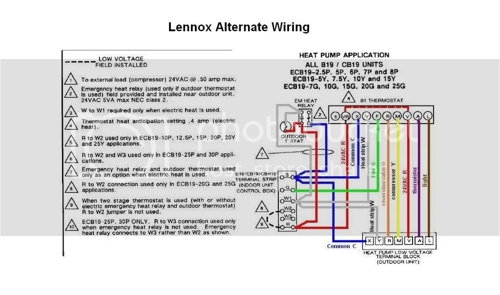 LennoxAlternateWiring?resize=665%2C392 york heat pump wiring schematic wiring diagram  at crackthecode.co