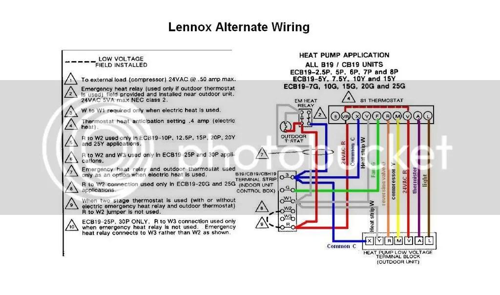 LennoxAlternateWiring?resize=665%2C392 york heat pump wiring schematic wiring diagram  at alyssarenee.co