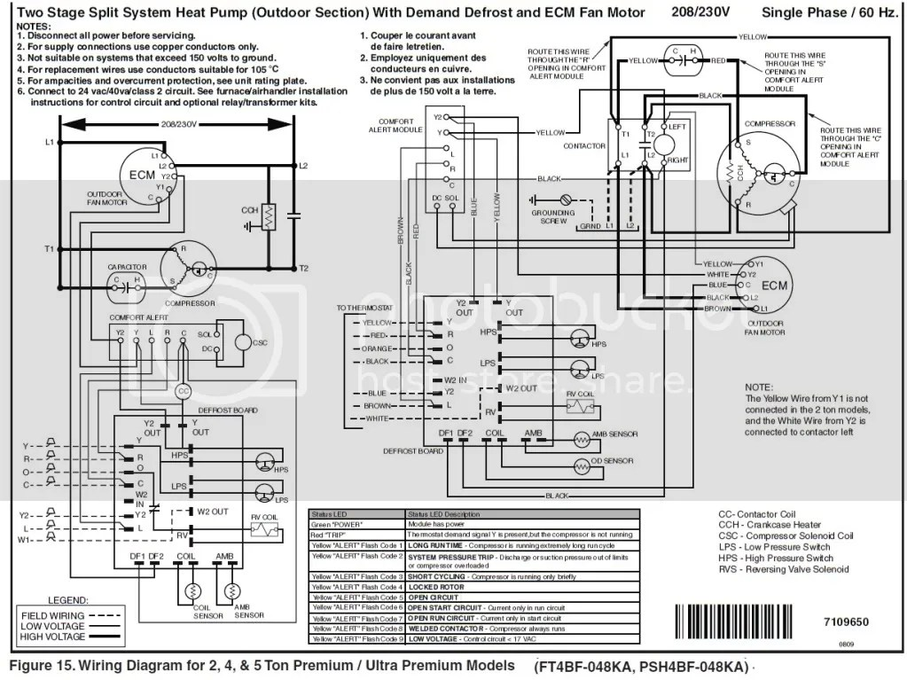 NordyneFT4BF intertherm ac wiring diagram dolgular com  at gsmx.co