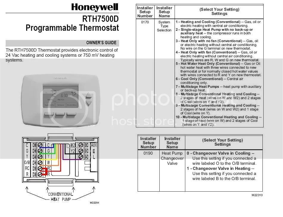 Wiring Diagram For Thermostat To Furnace - drupalika.org on