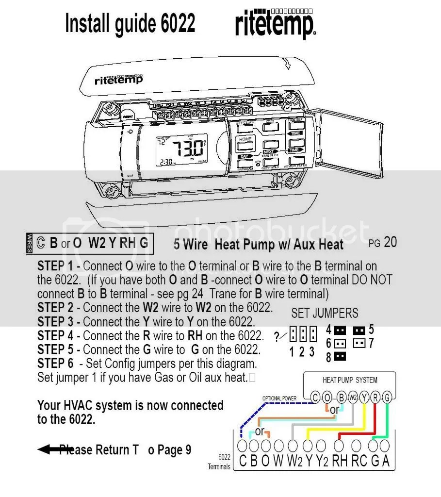 ritetemp thermostat wiring diagram 24 volt for trolling motor batts wire baystat240 : 23 images - diagrams   bayanpartner.co