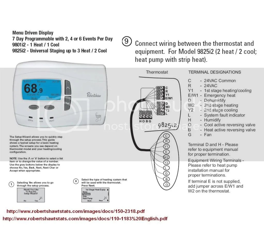hight resolution of robertshaw gas fireplace thermostat wiring diagram
