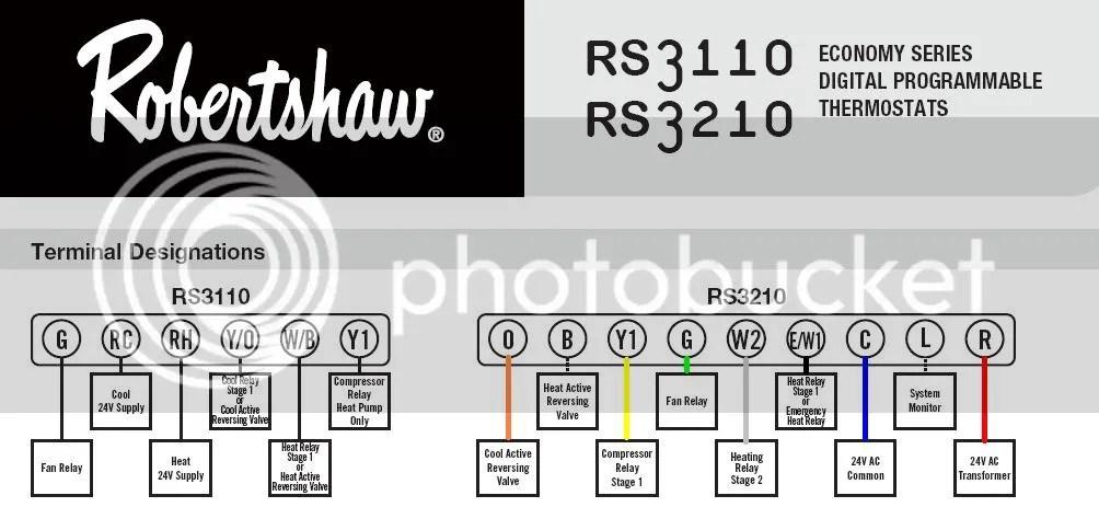 RobertshawRS3210?resize\=665%2C321 robertshaw heat pump thermostat wiring diagram on robertshaw Thermostat Wiring Color Code at alyssarenee.co
