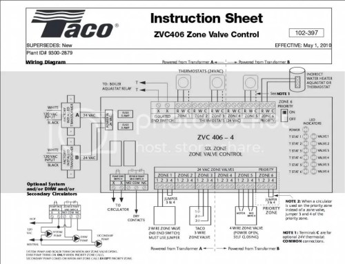 small resolution of taco zone control expandable wiring diagram taco sr504 honeywell switching relay wiring diagram taco valve wiring