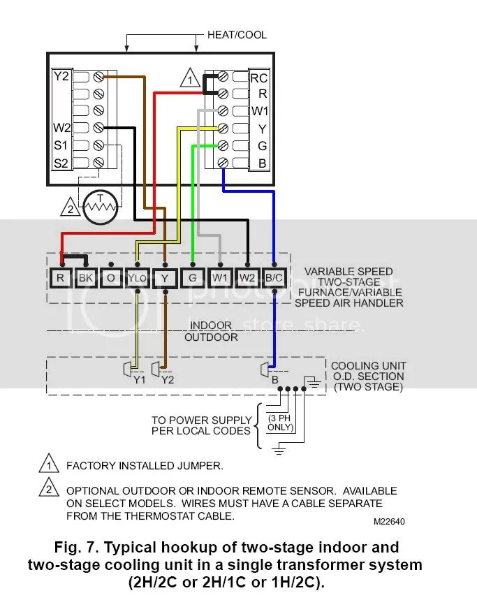 TraneTCON803w19iGas?resized665%2C846 trane furnace wiring diagram efcaviation com trane baysens019b thermostat wiring diagram at alyssarenee.co