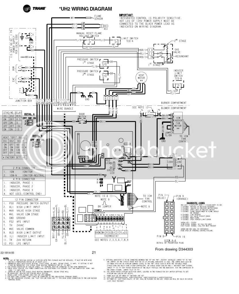 wiring chiller diagram trane cgacc60 fan clutch wiring harness