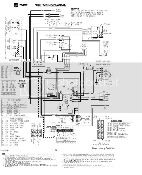 small resolution of trane hvac wiring diagrams wiring diagram inside hvac power supply wiring