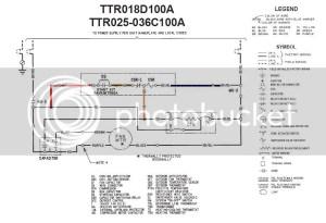 Trane XE1000 Compressor Not Coming On Line  HVAC  DIY Chatroom Home Improvement Forum