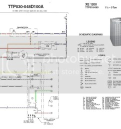 trane heat pump crankcase heater wiring diagram wiring diagramsoutside ac fan not spinning buzzing sound [ 1023 x 807 Pixel ]