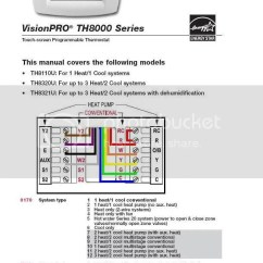 Honeywell Thermostat Wiring Diagrams 8n Ford Tractor Diagram 12 Volt Rth7400 Great Installation Of Differences Hvac Diy Chatroom Home Rh Diychatroom Com 3000