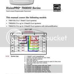 Honeywell Thermostat Wire Diagram Dump Trailer Wiring Differences Hvac Diy Chatroom Home Improvement Forum