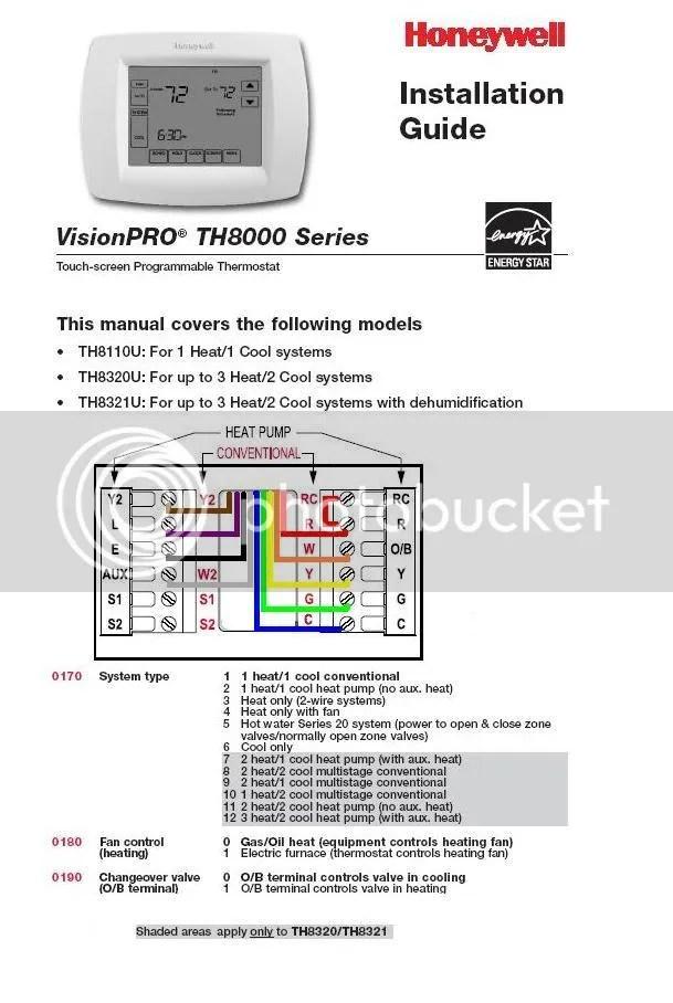 honeywell thermostat wiring diagrams 2009 nissan versa radio diagram rth7400 great installation of differences hvac diy chatroom home rh diychatroom com 3000