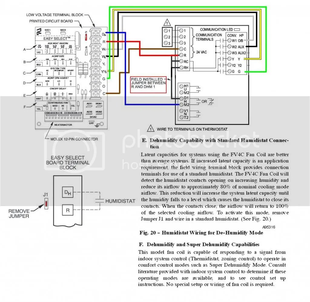 wiring diagram for a honeywell thermostat diagrams heat hella horn new vision pro 8000 with eim doityourself