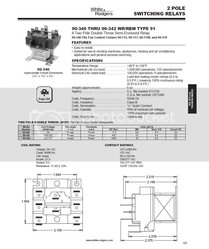 Honeywell Zone Valve V8043