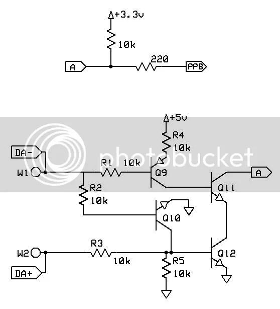 Differential Quad Encoder input circuit. — Parallax Forums