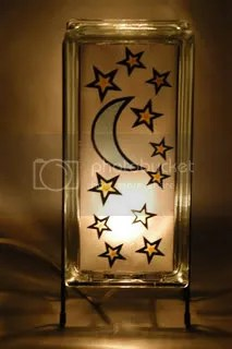 Stars & Moon