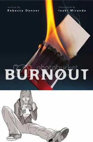 Capa de Burnout