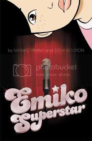 Capa de Emiko Superstar