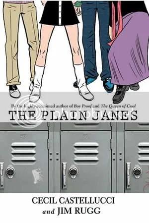 Capa de The Plain Janes
