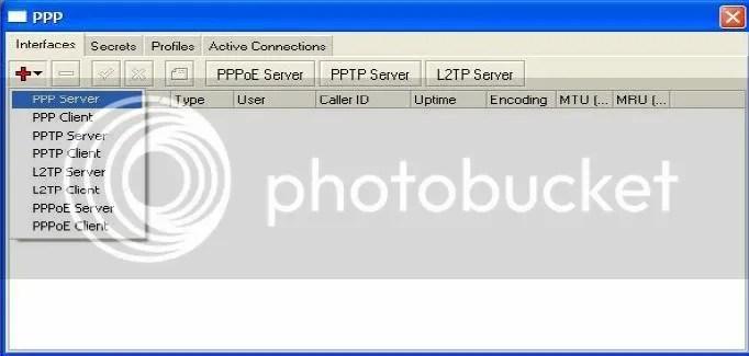 Add Server PPP