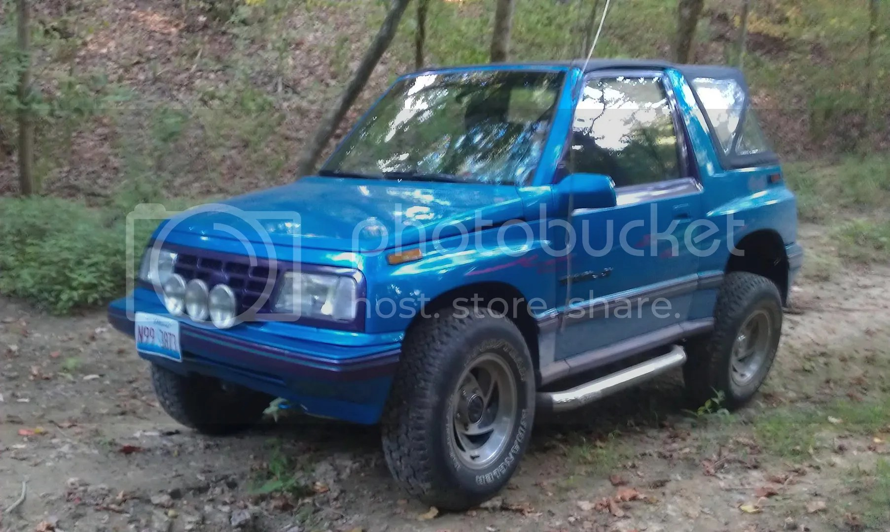 hight resolution of geo tracker off road lights images