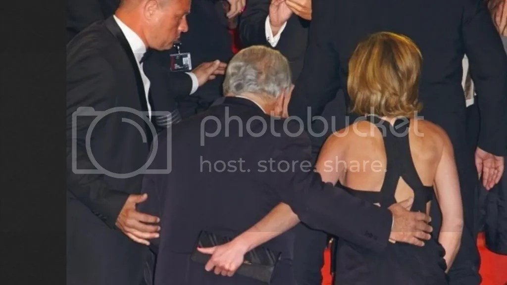 Dominique Strauss-Kahn at Cannes Film Festival May 25 2013