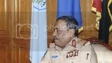 Major General Ahmed al-Ashwal, Yemeni Army's Chief of Staff