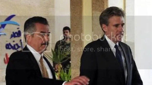 Chris Stevens, former deputy chief of mission at the U.S. embassy in Tripoli