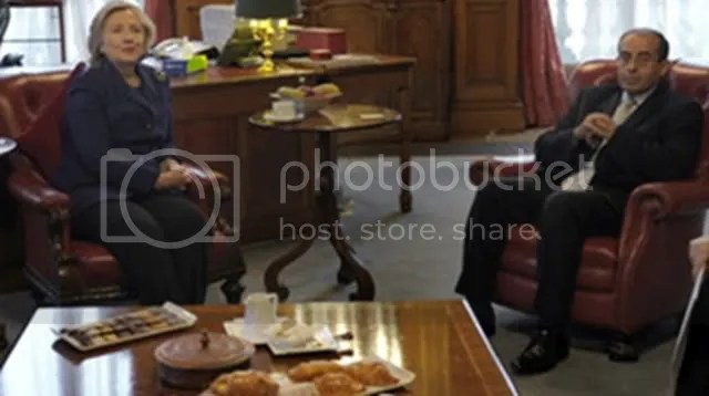 Mahmoud Jibril, Libya's opposition leader