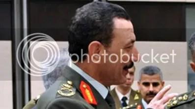 Lt. General Mashal Al Zaben (Chairman of Joint Chiefs of Staff, Jordan)