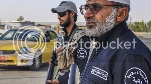 Nineveh Province police