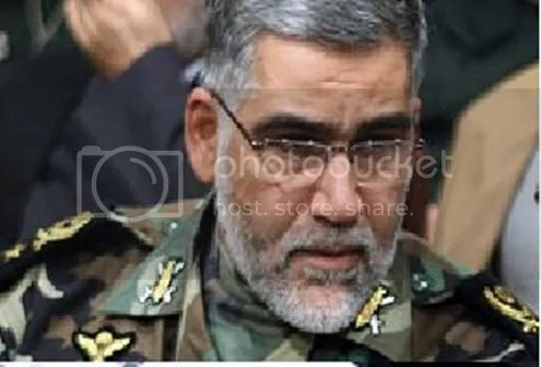 Ahmad Reza Pourdastan, Army ground Commander