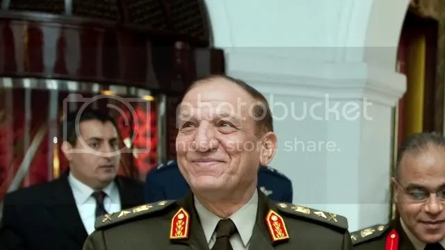 chief of staff of the Egyptian Army, Lt. Gen. Sami Hafez Enan