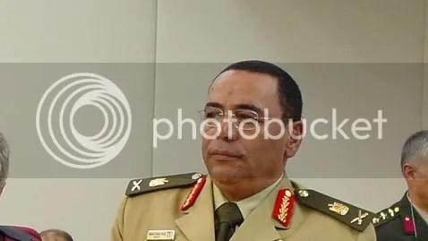 Major General Samy Dyab