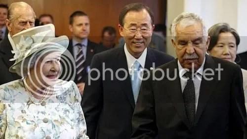 Ali Abdessalam Treki, a former Libyan foreign minister, defects