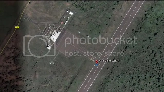 Arba Minch Airport HAAM Eithiopia