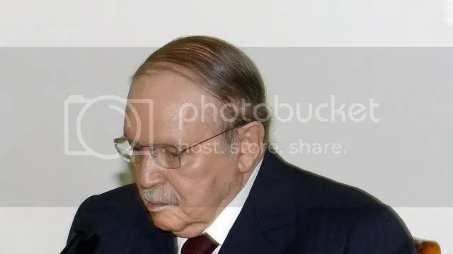 Abdelaziz Bouteflika may seek re-election