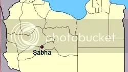 sabha, libya